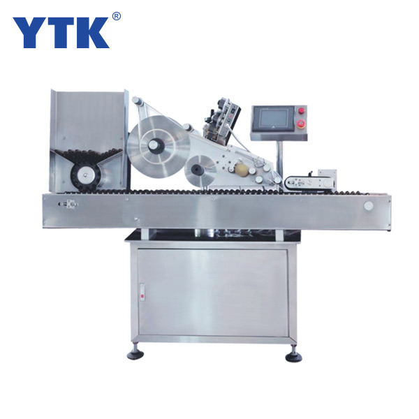YTK-330 Automatic circular rolling labeling machine (horizontal labeling machine)