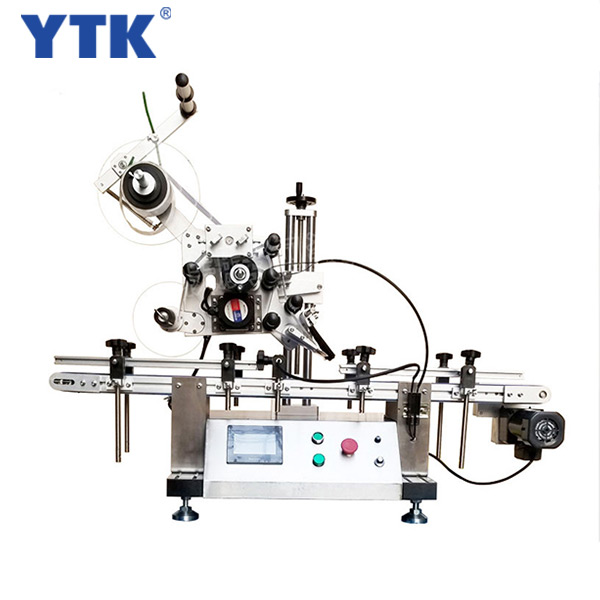 YTK-160 automatic desk labeling machine