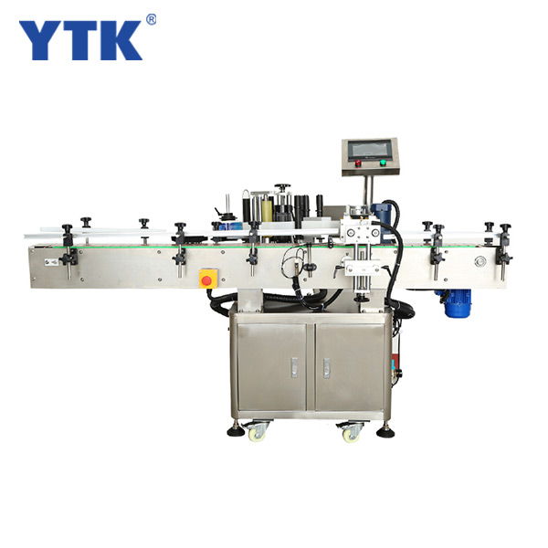YTK-260 Full automatic round bottle positioning labeling machine
