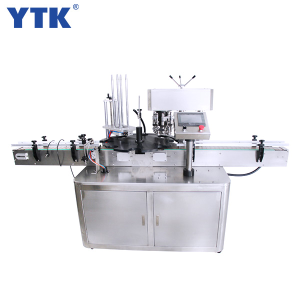 YTK-31819 Automatic Tin Can Sealing Machine