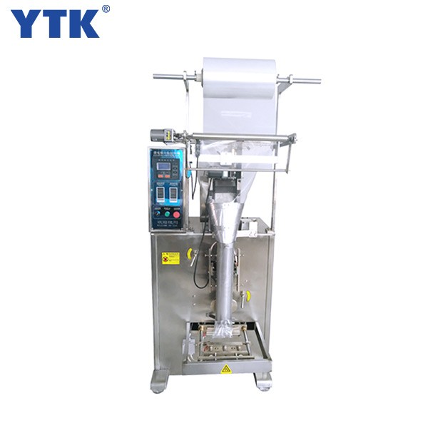 YTK-S automatic semi-fluid packing machine (four-sided machine)