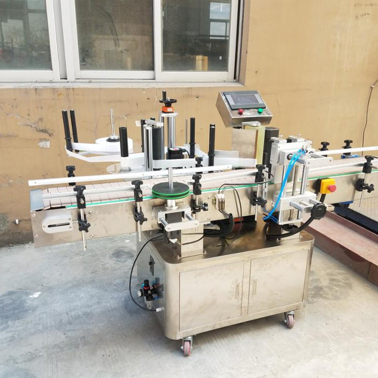 YTK-APL800 production line machine product line filling example production line labeling