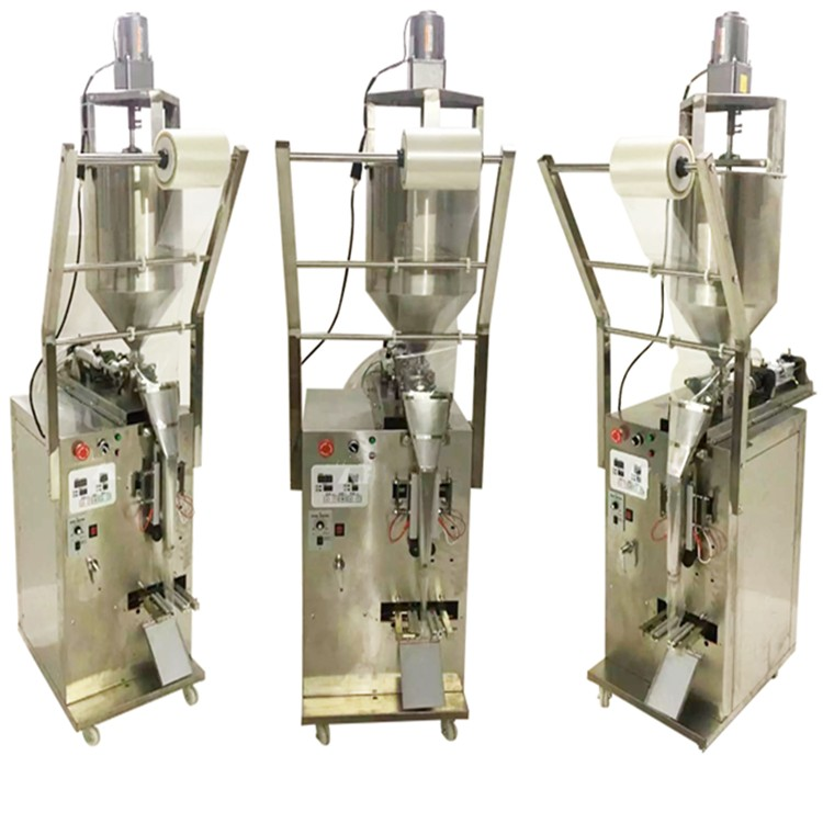 CE Automatic Mineral Water Packing Machine Honey Oil Juice Vertical Liquid Milk Pouch Sachet Packing Machine