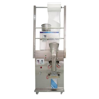Automatic plastic tea bag packing machine powder packaging machine three side sealing packaging machine
