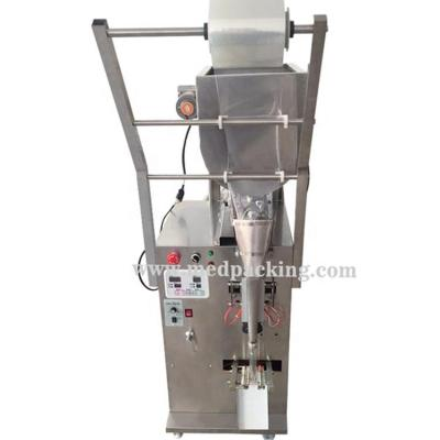 Automatic liquid&paste back seal bag filling packing packaging machine for water, tomato ketchup, chili, sauce sachet pouch